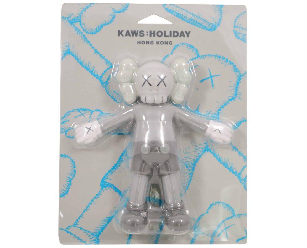 Lot #5201 – KAWS Holiday Hong Kong Floating Bath Toy Vinyl Figure [category] KAWS