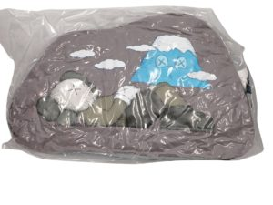 Lot #5187 – KAWS Holiday Japan Companion Mount Fuji Pillow Art Toys KAWS
