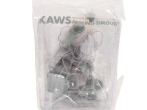 KAWS Passing Through Brown