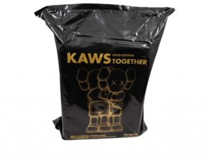 KAWS Together Black