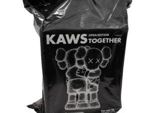 KAWS Together Grey