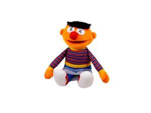 KAWS x Sesame Street Ernie - Baer & Bosch Auctioneers