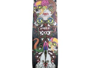 Lot #7235 – Keiichi Tanaami Skateboard Skate Deck Skateboard Decks [tag]