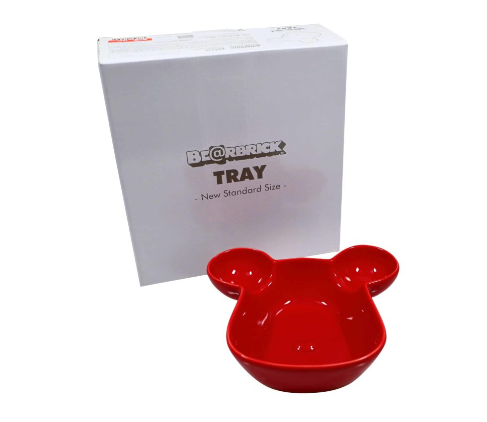 Medicom Bearbrick Tray Red – Baer & Bosch Toy Auctions