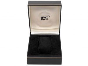 Montblanc Watch Box - Baer Bosch Auctionee
