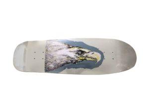 Lot #5813 – Raymond Pettibon Skateboard Skate Deck Skateboard Decks Raymond Pettibon