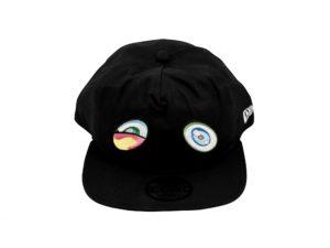Lot #7128 – Takashi Murakami x ComplexCon Snapback Cap Eyes Various [tag]