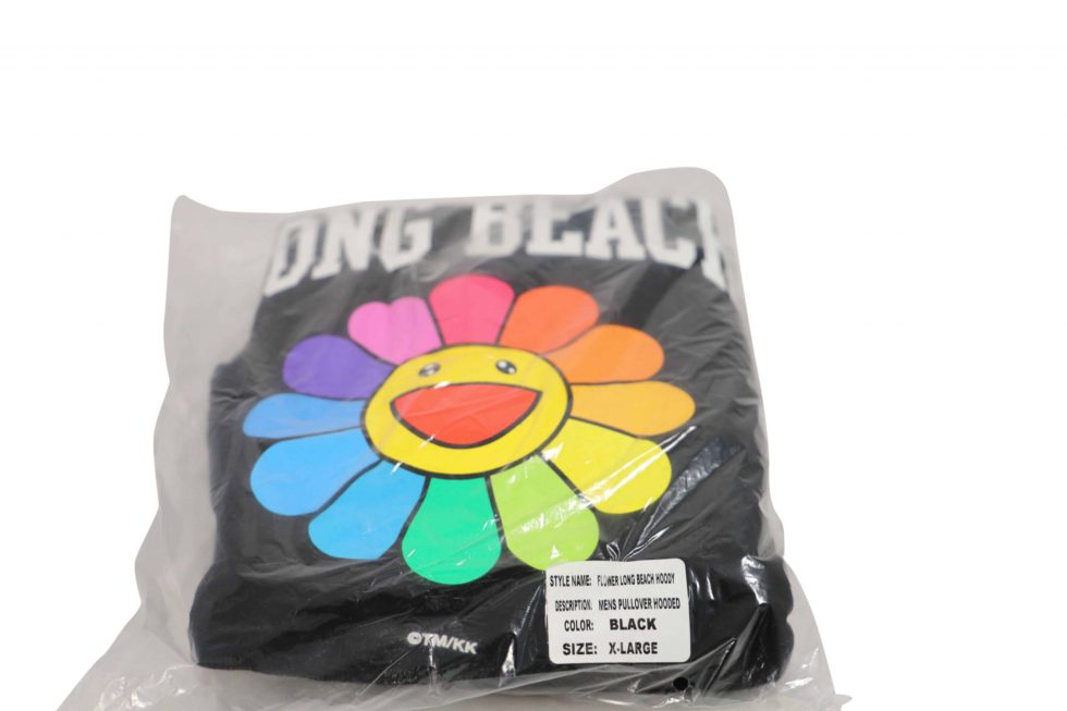 Takashi Murakami x ComplexCon Flower Long Beach Hoody Black XL – Baer & Bosch Auctioneers – Baer & Bosch Toy Auctions
