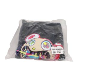 Lot #5767A – Takashi Murakami x ComplexCon Graduate Crewneck Raglan XL Various [tag]