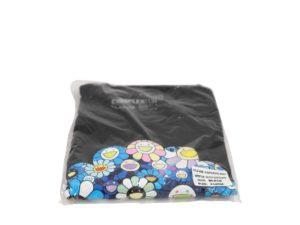 Takashi Murakami x ComplexCon Silhouette Tee Metallic Black XL - Baer & Bosch Auctioneers