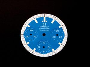 Omega Speedmaster Blue Dial 3510.81.00 Schumacher - Baer Bosch Auctioneers