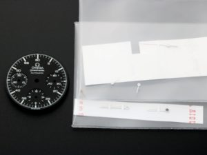 Omega Speedmaster Dial and Hand Set 3510.50.00 - Baer & Bosch Auctioneers