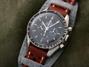 Lot #6215 – Omega Speedmaster Professional Moon Watch 3570.50.00 Moon Chronograph