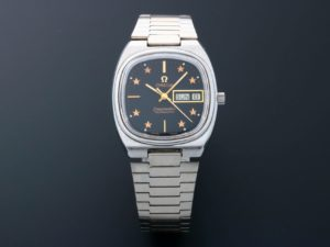 Lot #4930f – Omega Seamaster Day Date Star Dial Watch 166.0213 Omega Omega