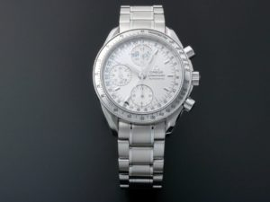 Lot #5600 – Omega Speedmaster Triple Calendar Watch 3523.30.00 Omega Omega Chronograph