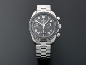 Lot #5608 – Omega Speedmaster Date Watch 324.33.38.40.06.001 Omega Omega 324.33.38.40.06.001