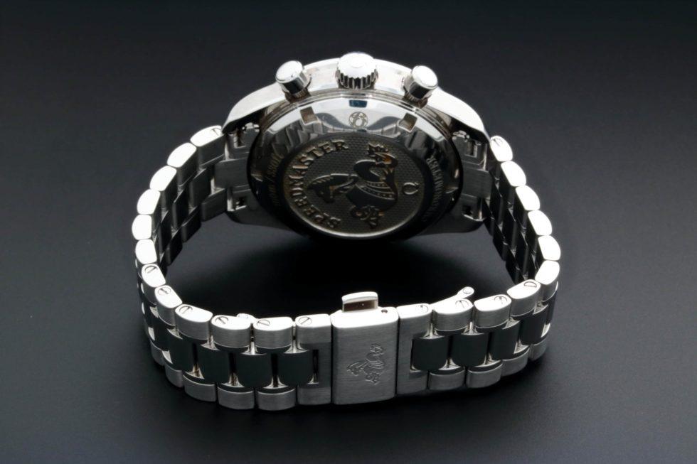 Lot #5608 – Omega Speedmaster Date Watch 324.33.38.40.06.001 Omega Omega 324.33.38.40.06.001