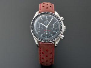 Omega Speedmaster A.C. Milan Tokki Project Strap 3510.51 - Baer & Bosch Auctioneers