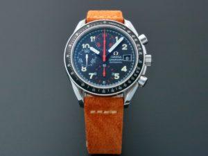 Special Edition Omega Speedmaster Mark 40 Watch 3513.53 - Baer & Bosch Auctioneers