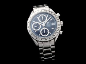Lot #6731 – Omega Speedmaster Special Edition Date Watch 3513.46 Omega Omega 3513.46