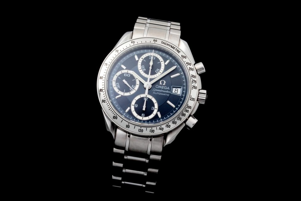 Lot #5645 – Omega Speedmaster Special Edition Date Watch 3513.46 Omega Omega 3513.46
