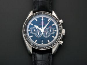 Lot #10903 – Omega Speedmaster Broad Arrow Olympic Chronograph 321.33.44.52.01.001 321.33.44.52.01.001 Omega 321.33.44.52.01.001