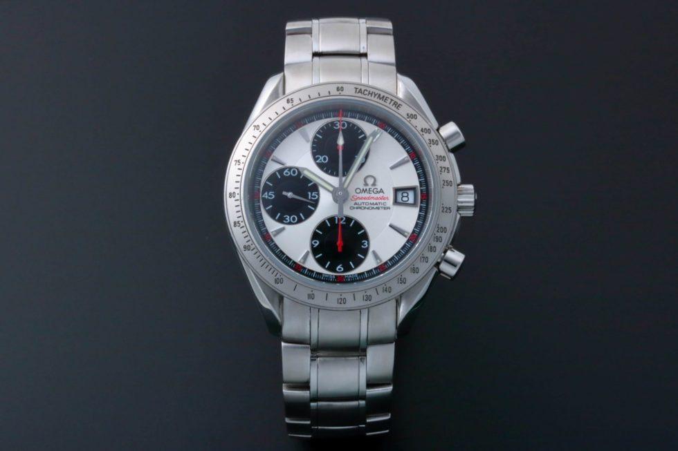 Lot #5601 – Omega Speedmaster Panda Watch 3211.31.00 Omega Chronograph