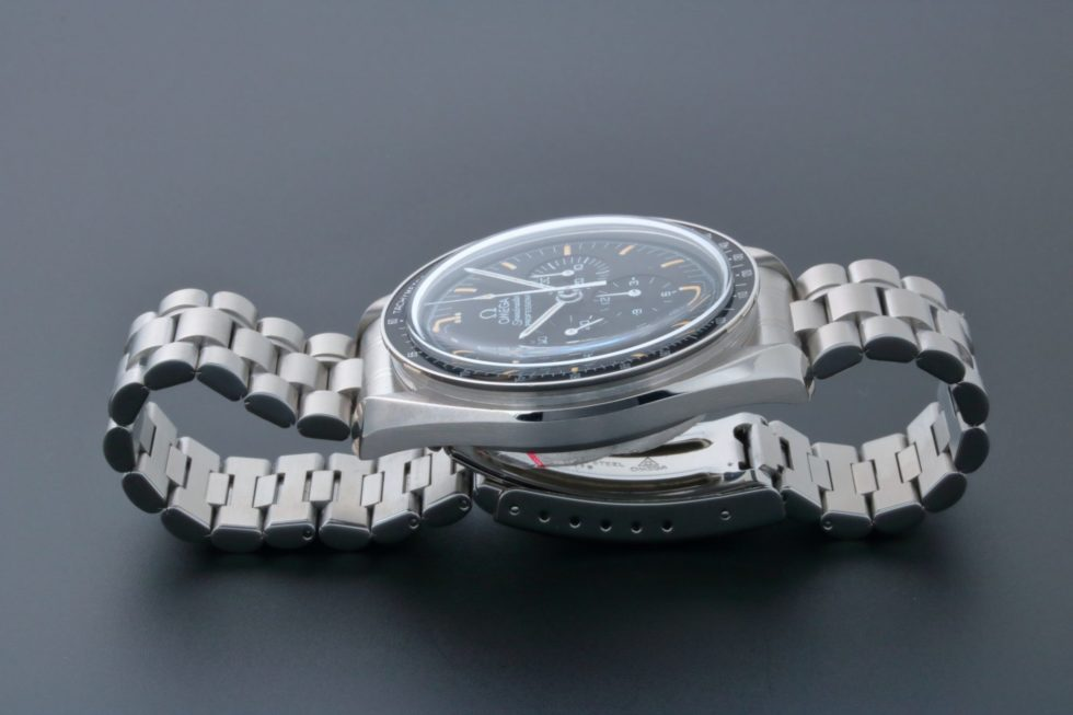 Lot #5649 – Omega Speedmaster Professional Moon Watch 3590.50 Moon Chronograph