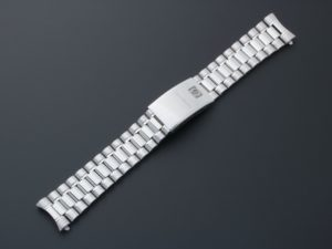 Lot #4965 – Omega Speedmaster Watch Bracelet 1469/813 18MM Steel Omega Omega 1469/813