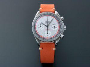 Limited Edition Omega Speedmaster Schumacher Chronograph Watch 3517.30 - BaeLimited Edition Omega Speedmaster Schumacher Chronograph Watch 3517.30 - Baer Bosch Auctioneersr Bosch Auctioneers