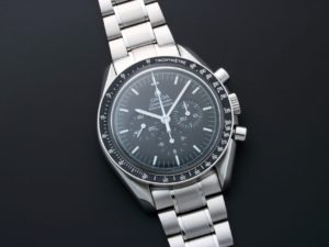 Lot #5660 – Omega Speedmaster Professional Moon Watch 3570.50.00 Moon Chronograph