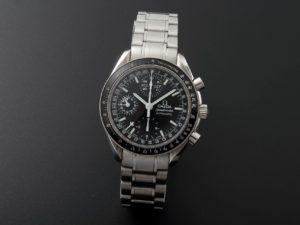 Omega Speedmaster Triple Calendar Mark 40 Watch 3520.50 - Baer Bosch Auctioneers
