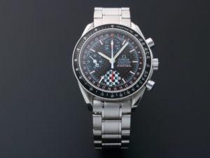 Omega Speedmaster Triple Calendar Michael Schumacher Watch 3529.50 - Baer & Bosch Auctioneers