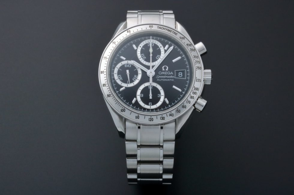 Lot #5626 – Omega Speedmaster Special Edition Date Watch 3513.56 Omega Omega 3513.56.00