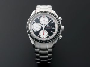 Lot #5619 – Omega Speedmaster Reverse Panda Watch 3210.51 Omega Omega 3210.51