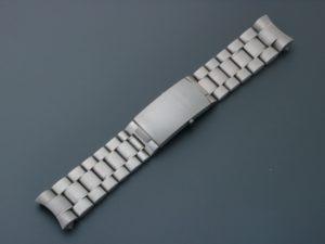Lot #4930A – Rare Omega Seamaster Titanium Watch Bracelet 21MM TI-911 Omega Omega Bracelet TI-911