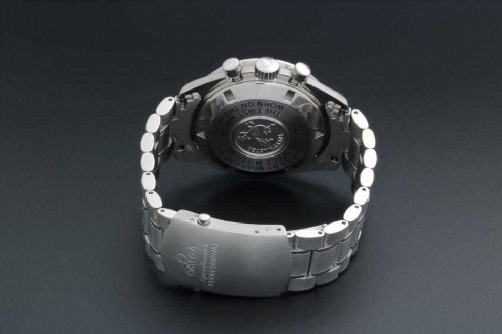 Lot #9662 – Omega 145.0022 Speedmaster Professional Moon Panda Chronograph 145.0022 Chronograph