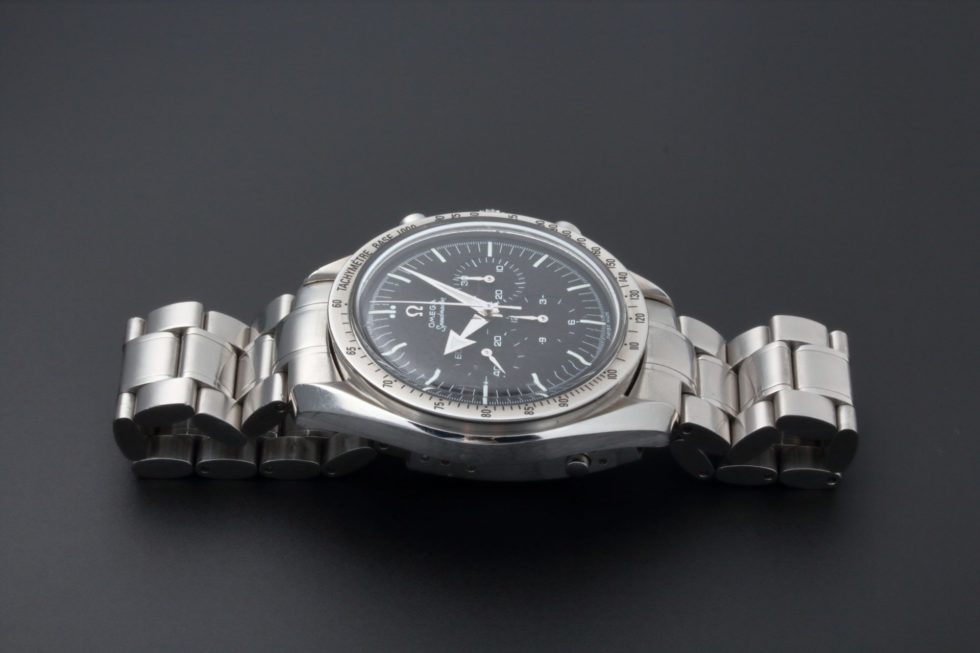 Lot #5607 – Omega Speedmaster Broad Arrow Watch 3594.50 Moon Chronograph
