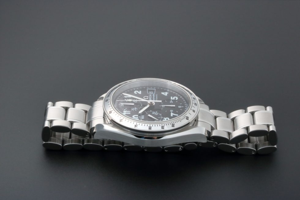 Lot #9238 – Omega 3513.52 Speedmaster Date Watch Special Edition 3513.52 Omega 3513.52