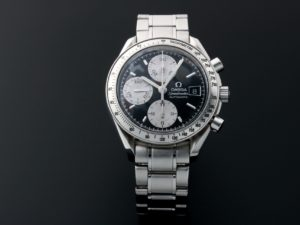 Lot #6782 – Omega Speedmaster Marui Date Watch 3513.51 Omega Omega 3513.51.00
