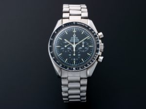 Lot #6255 – Omega Speedmaster Professional Moon Watch 145.022 76 ST Moon Chronograph