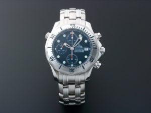 Lot #9206 – Omega 2598.80 Seamaster Professional Date Chronograph Watch 2598.80 Chronograph