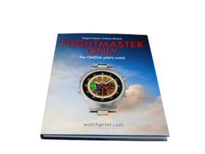 Lot #9277A – Flightmaster Only The OMEGA Pilots Watch Book by Anthony Marquie and Gregoire Rossier Collector's Bookshelf Anthony Marquie