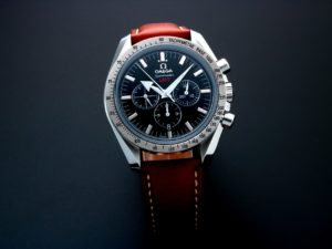 Lot #5622 – Omega Speedmaster Broad Arrow 1957 Watch 321.10.42.50.01.001 Omega Chronograph