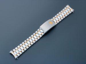 Omega Speedmaster Tutone Watch Bracelet 1469 813 18MM - Baer Bosch Auctioneers