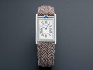 Lot #6224 – Cartier Tank Basculante Mechanical Watch 2390 Cartier Cartier