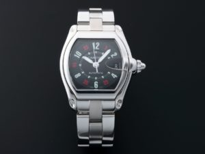 Lot #7728 – Cartier W62002V3 Roadster Vegas Watch 2510 Cartier