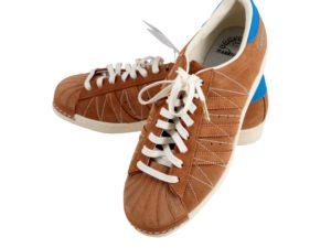 Lot #7477 – Adidas Consortium Superstar x Union Los Angeles Size 9 US Rarities [tag]
