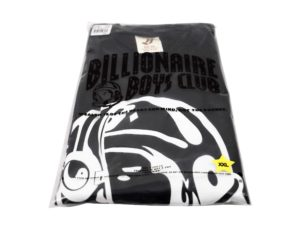 Lot #9861 – Billionaire Boys Club BBC Split Helmet T-Shirt XXL Black Billionaire Boys Club Billionaire Boys Club