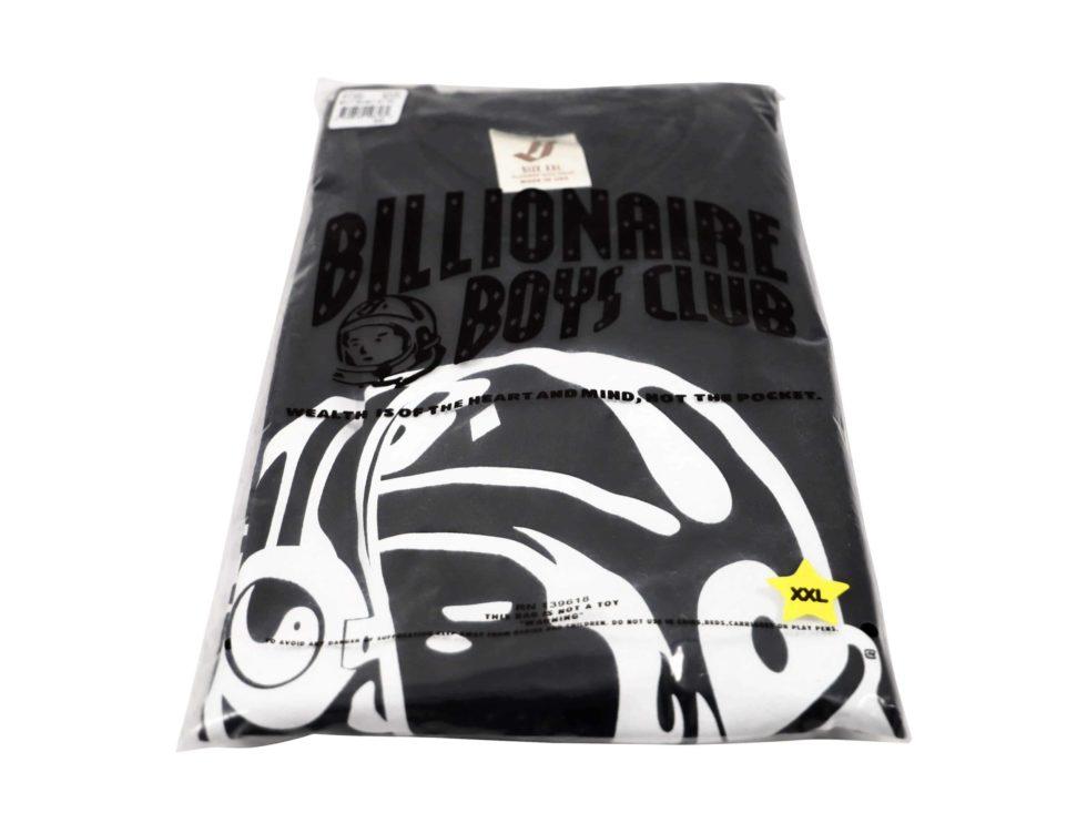 Lot #9861 – Billionaire Boys Club BBC Split Helmet T-Shirt XXL Black Billionaire Boys Club Billionaire Boys Club